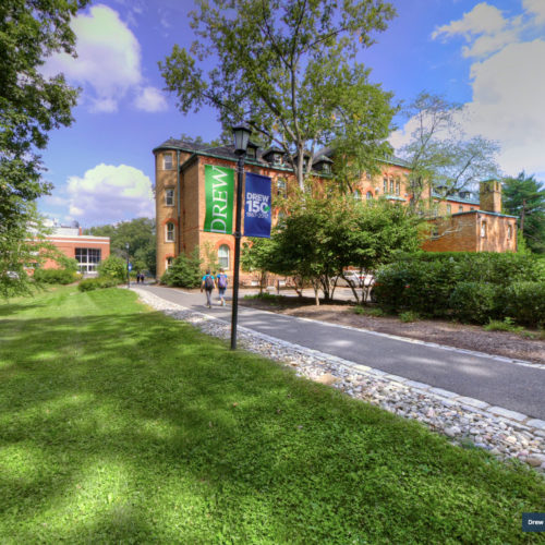 Misericordia University Campus Map.Map Directions Accommodations Drew University