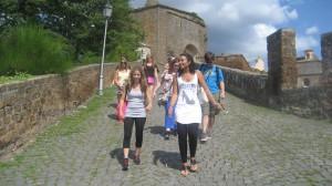 Discovering Orvieto