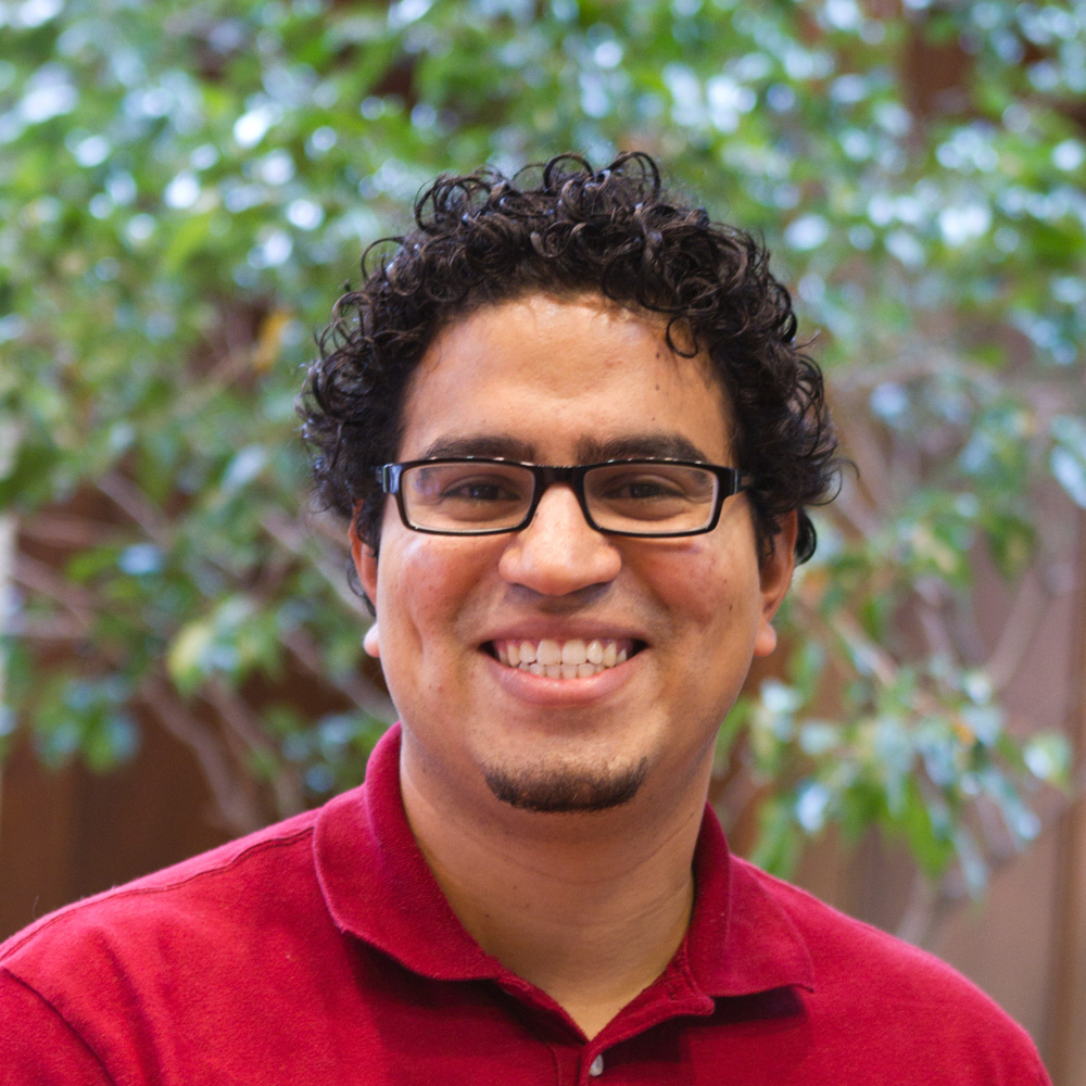 Associate Professor Elias Ortega-Aponte