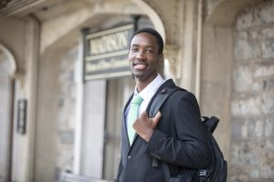 Drew U Student Profile: Joseph Obonyo C'22 thumbnail image