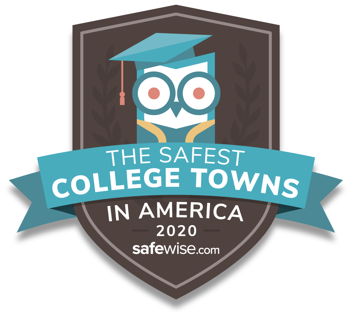 SW_Safest-College-Towns_2020_badge