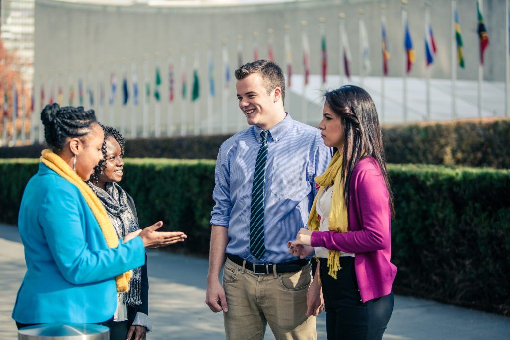 Drew University Model UN Conference Intrigues Local Middle Schoolers thumbnail image