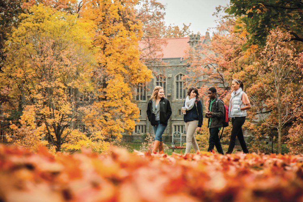 Drew University Unveils Fall Forward Program thumbnail image